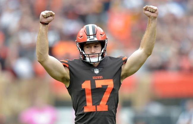Les Browns arrachent une 2e victoire