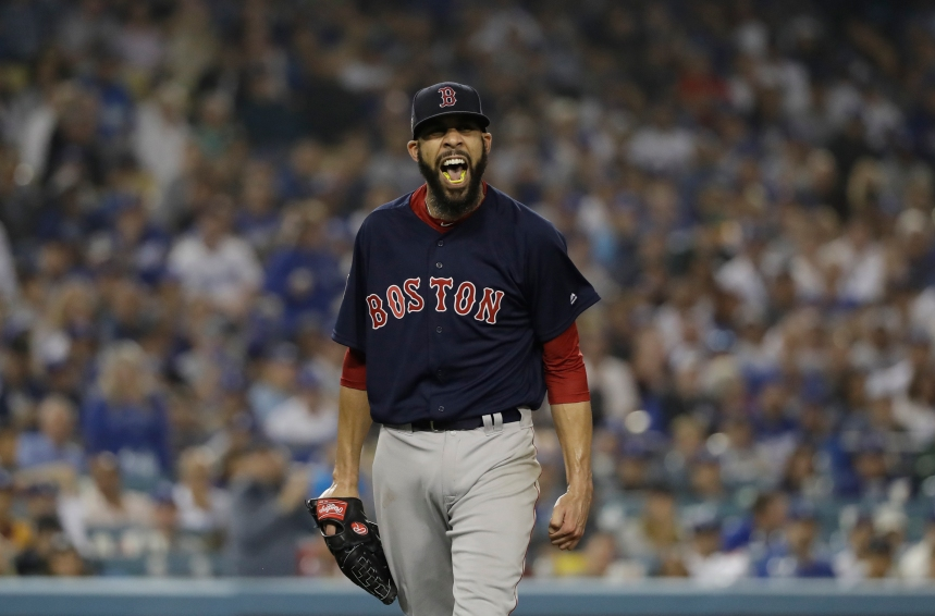 David Price déclare qu'il restera avec les Red Sox