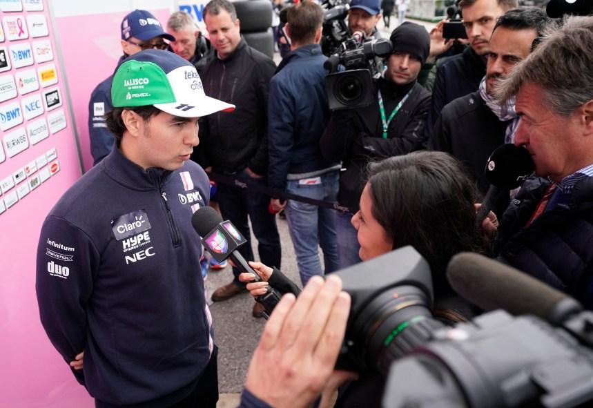 Perez est confirmé chez Force India