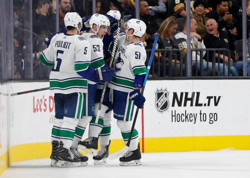 Granlund donne la victoire aux Canucks en fusillade