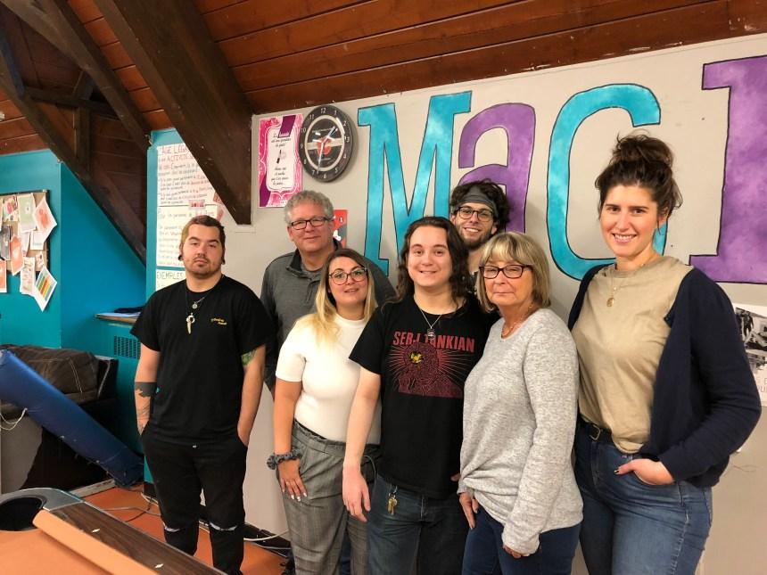 Maison des jeunes MAGI: 30 ans au service des adolescents