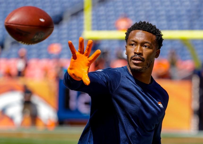 Les Broncos échangent Demaryius Thomas aux Texans