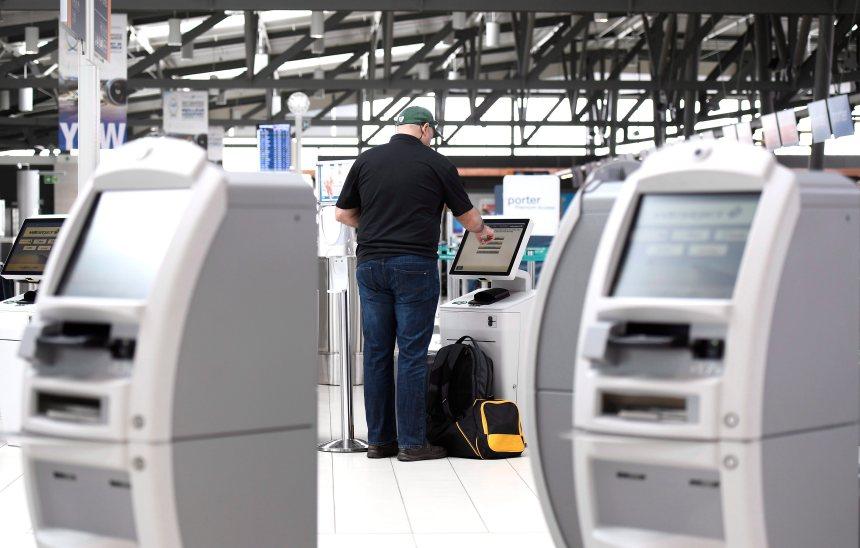 Malgré un été achalandé, l'attente a été moins longue à l'aéroport de Montréal