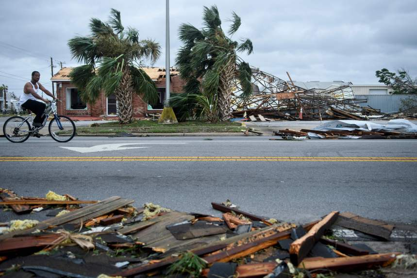 [PHOTOS] «Monstrueux», l'ouragan Michael dévaste le nord-ouest de la Floride