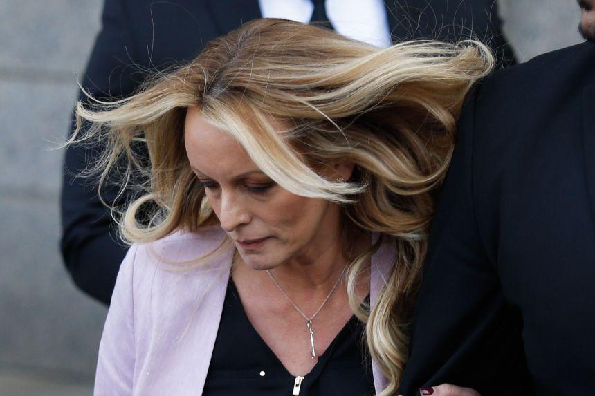 Rejet de la plainte en diffamation de Stormy Daniels contre Trump