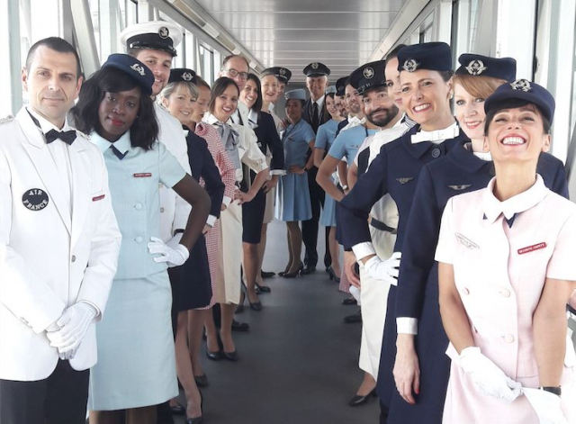 Des billets à 85 euros pour les 85 ans d'Air France