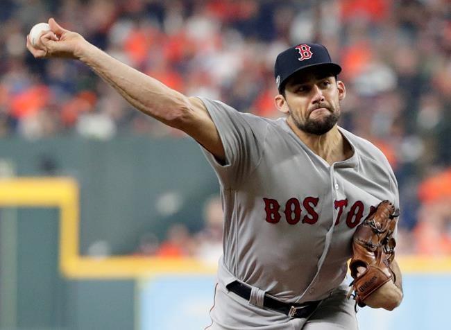 Bradley mène les Red Sox vers un gain de 8-2