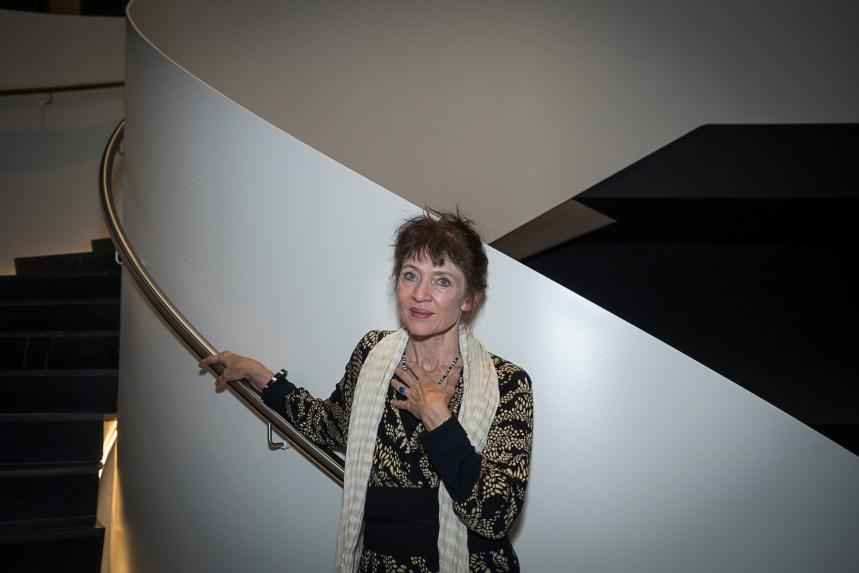 Nancy Huston: «Je n'ai jamais fait un livre comme ça»