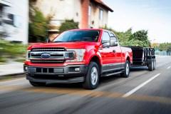 Ford rappelle 1,5 million de camions F-150 au Canada et aux États-Unis
