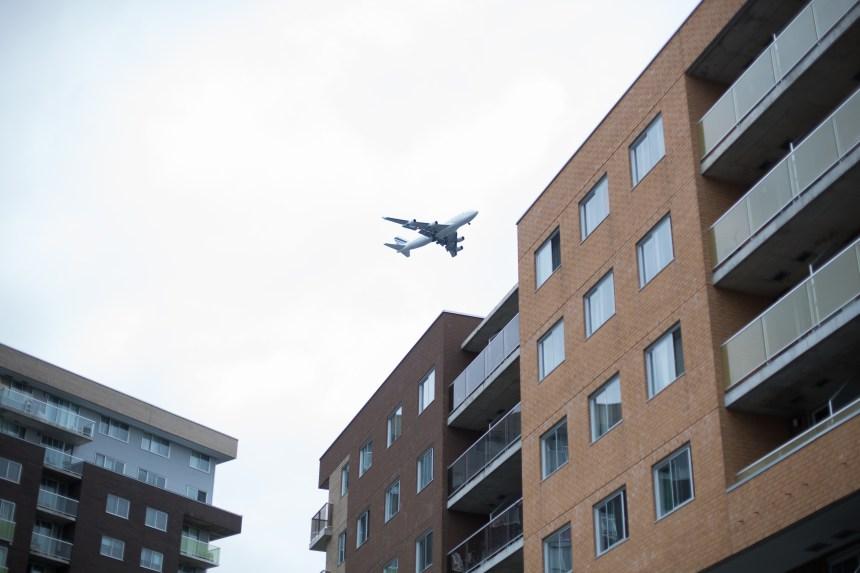 Une application pour signaler les bruits des avions