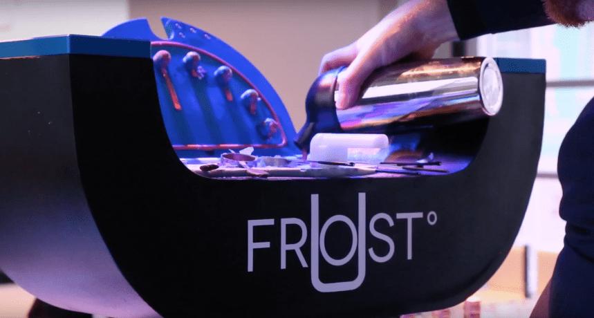 Un Diplome De Polytechnique Invente Une Machine Congelation Instantanee