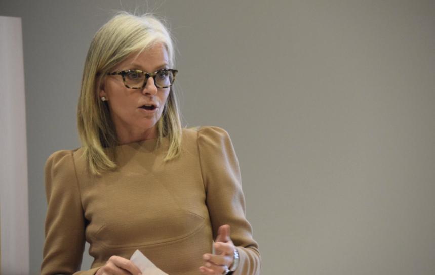 Fin de l'ère des compromis, dit Isabelle Hudon