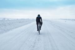 Un Montréalais traverse le Canada à vélo