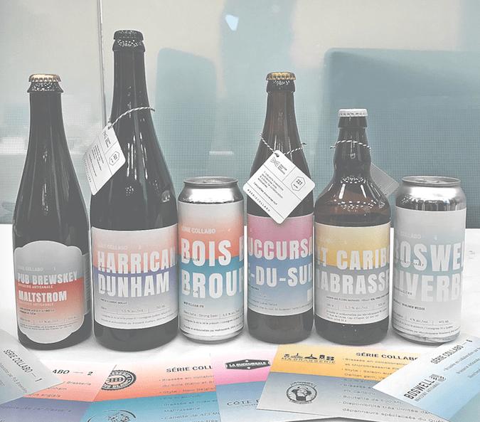 Chasse au trésor… de bières