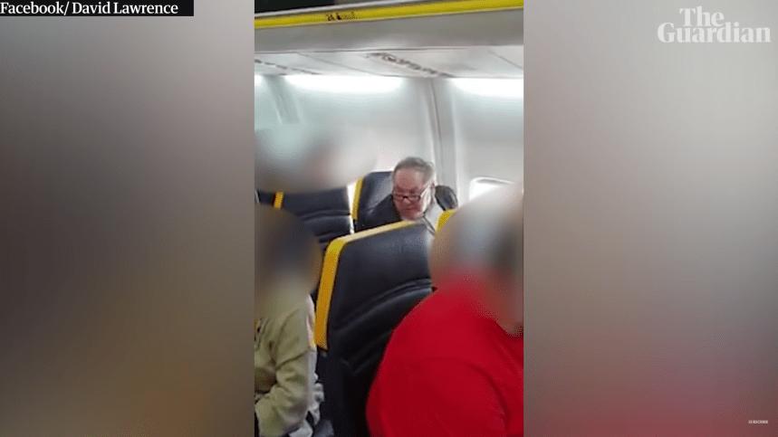 Une altercation raciste dans un avion enflamme le web