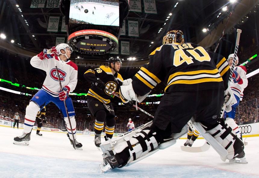 Le match Canadien-Bruins en cinq moments