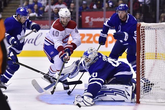 Sparks ferme la porte aux Kings dans un gain de 4-1 des Leafs