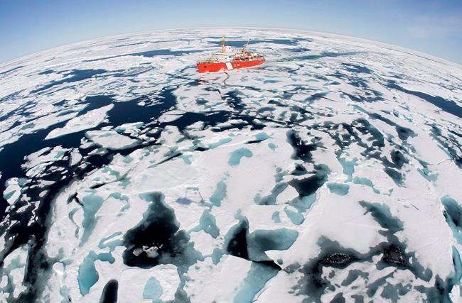 Trois brise-glace intérimaires utilisés 20 ans