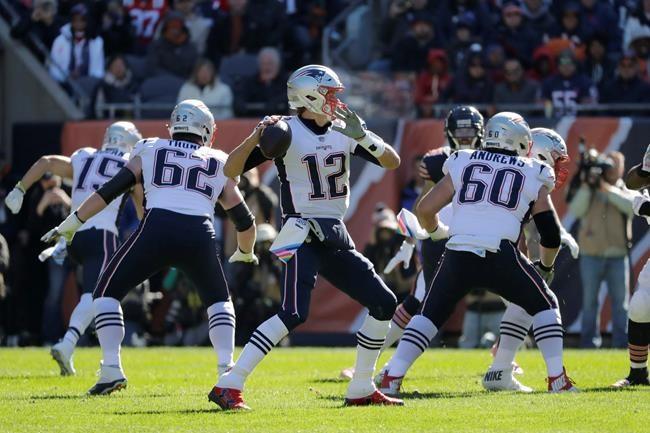 Brady brille dans la victoire des Patriots