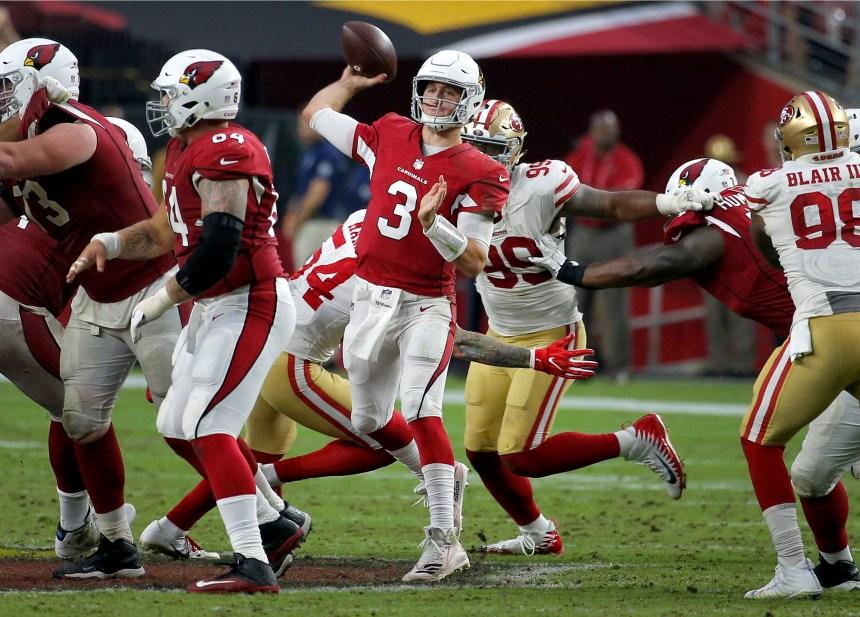Les Cardinals battent les 49ers 18-15