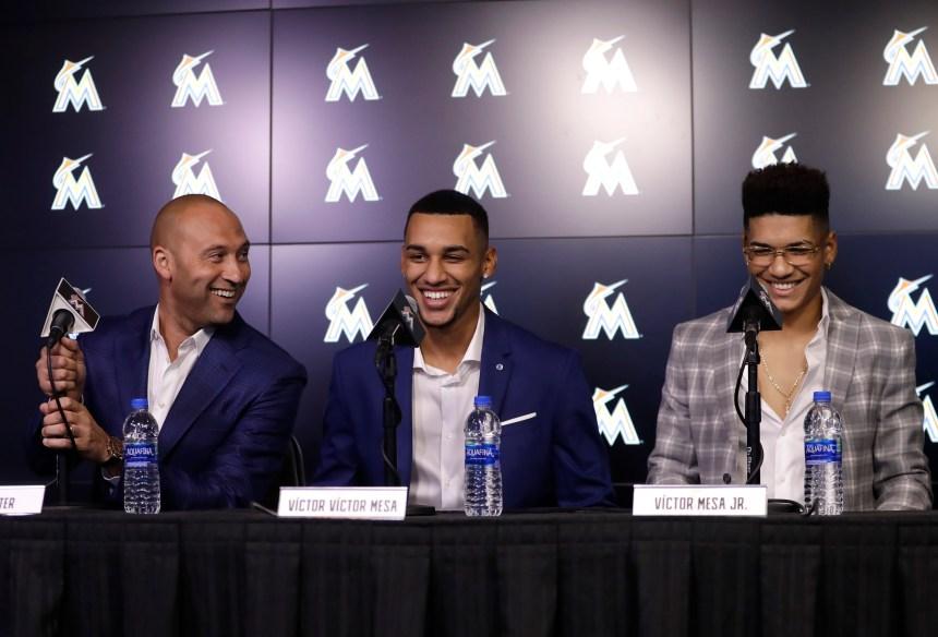 Les Marlins mettent sous contrat les frères Mesa