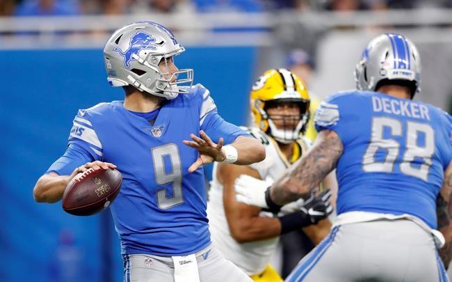 Les Lions viennent à bout des Packers 31-23
