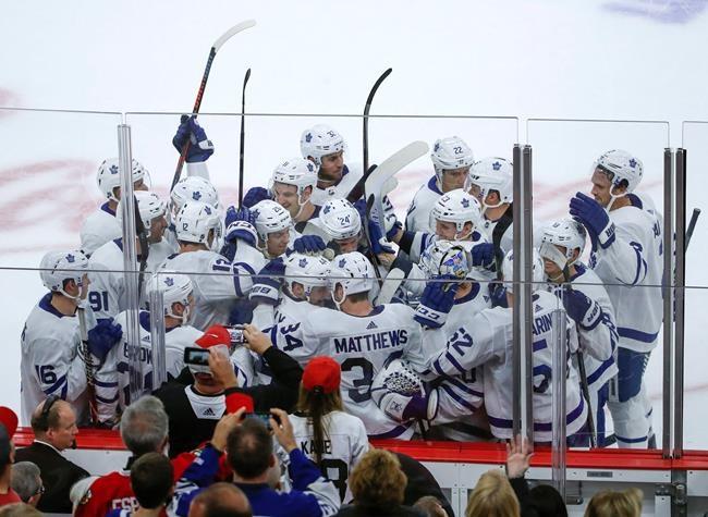 Rielly donne la victoire aux Maple Leafs