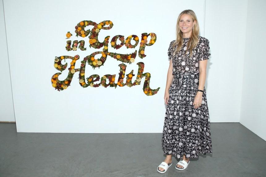 GOOP: Gwyneth Paltrow vend de la pseudoscience