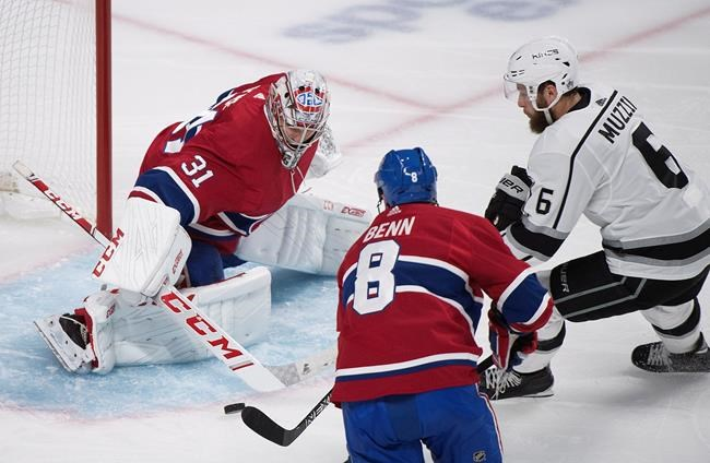 Le Canadien bat les Penguins 4-3 en fusillade