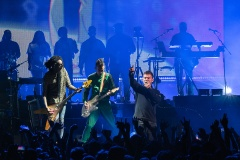 [PHOTOS] Gorillaz, groovy et grandiose