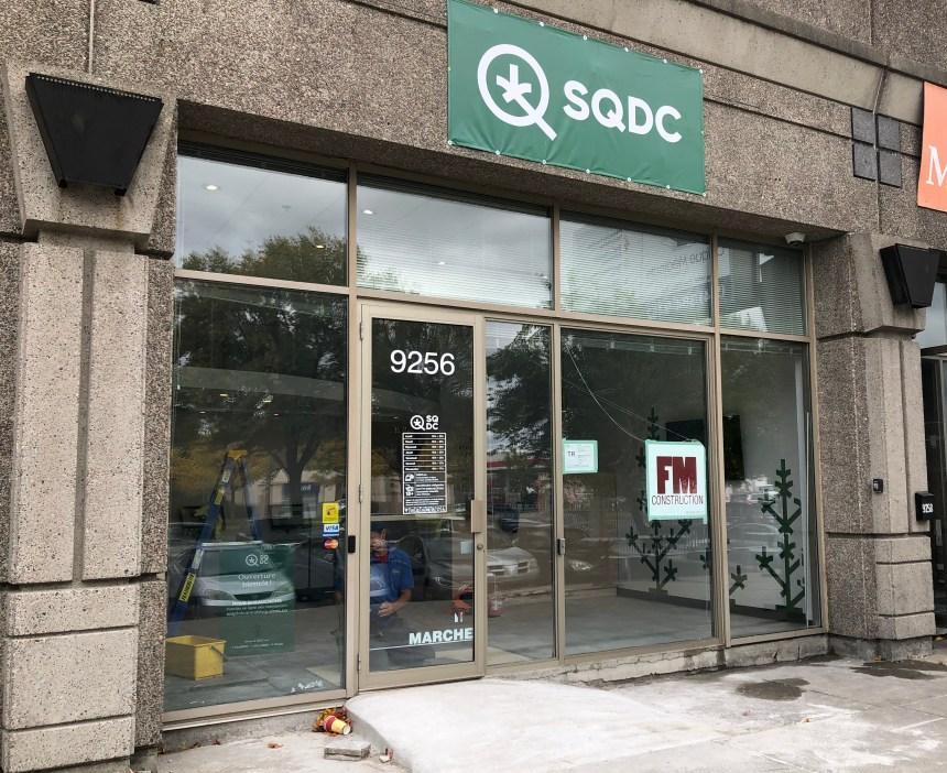 Les salariés de deux autres succursales de la SQDC se dotent d'un syndicat