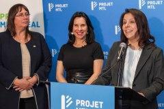Partielle: Des militants de Projet Montréal déçus à Rivière-des-Prairies
