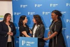 Élections partielles: les candidates de Projet Montréal veulent développer l'est de Montréal