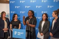 Caroline Bourgeois et Nadine Raymond seront candidates pour Projet Montréal