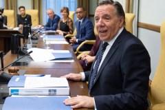 Legault: le surplus de 3 milliards $ va fondre