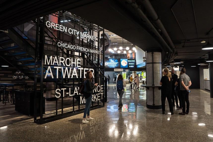Huit nouveaux comptoirs-restaurants au Centre Bell