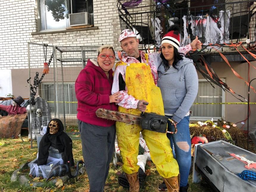 Montréal-Nord : Une maison hantée pour fêter l'Halloween