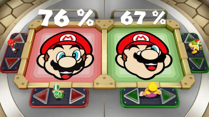 Mise à l'essai de Super Mario Party pour Nintendo Switch