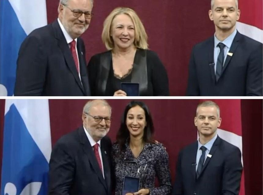 Les députées de Saint-Laurent et Acadie assermentées