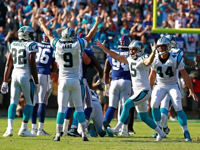 Gano donne la victoire aux Panthers