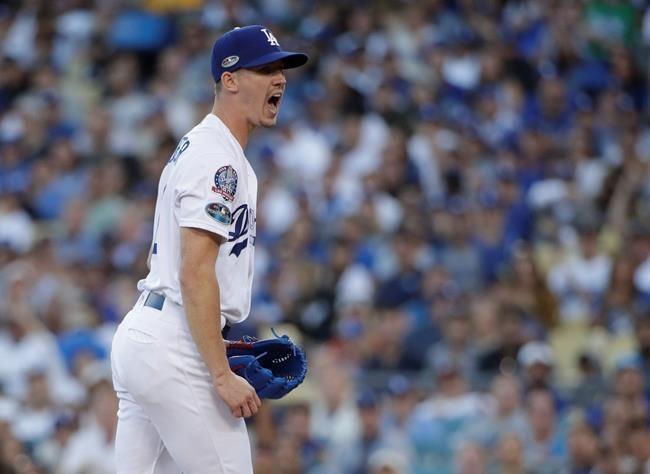 Les Brewers blanchissent les Dodgers 4-0