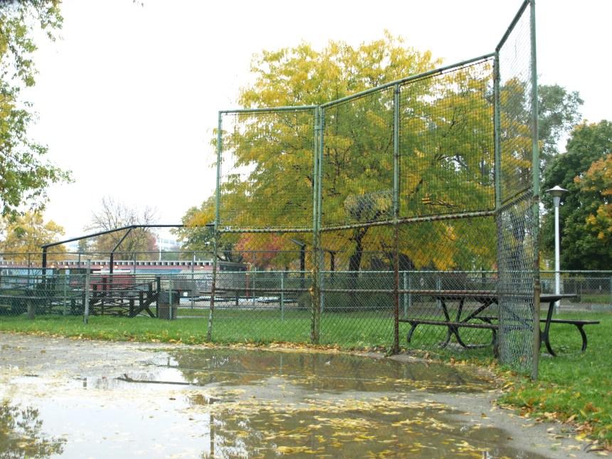 Baseball: des installations ont besoin d'amour selon un citoyen