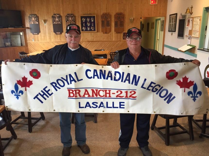 Saving the LaSalle Legion