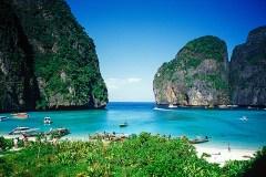 Thaïlande: la baie du film «La Plage» reste interdite aux touristes