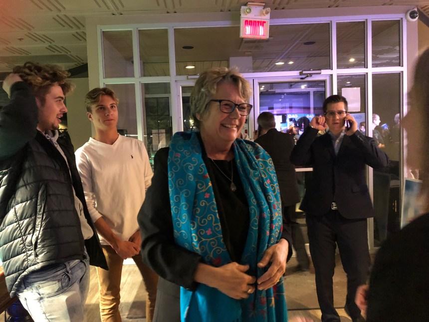 Chantal Rouleau sera une voix forte pour l'est, selon d'anciens collègues