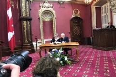 Chantal Rouleau nommée ministre responsable de la Métropole