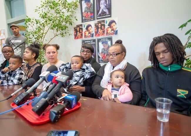 La famille de Nicholas Gibbs poursuit la Ville de Montréal