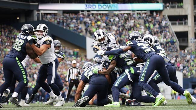 Les Rams restent invaincus grâce à un gain de 33-31