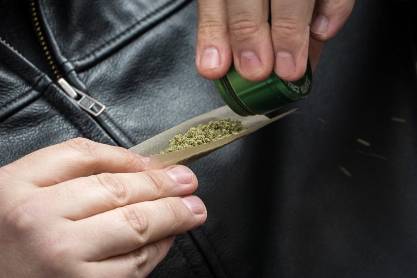Le cannabis soulagerait la maladie de Crohn