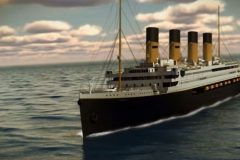 La réplique du Titanic prendra la mer en 2022